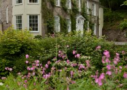 Rose in Vale Country House Hotel, St Agnes, Cornwall