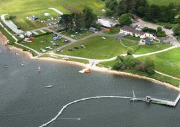 Siblyback Lake, Camping, Accommodation, Cornwall