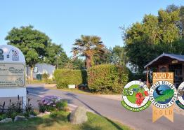 Silver Sands Holiday Park, Helston, The Lizard, Cornwall