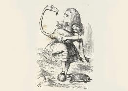 Alice in Wonderland-Falmouth Art-Visit Cornwall-What's On