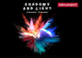 Eden Festival of Light and Sound, Christmas, cornwall, what's on 2018