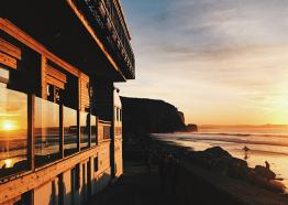 The Beach Hut, Watergate Bay, Eating Out Cornwall