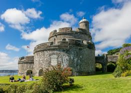 St Mawes Castle | English Heritage | Cornwall