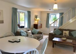 Higher Trewithen Holiday Cottages self catering rural cottage Cornwall