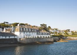 The Idle Rocks Hotel, St Mawes, Cornwall