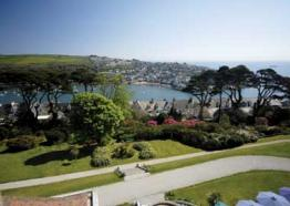 Wedding venue Fowey Cornwall | Fowey Hall Hotel
