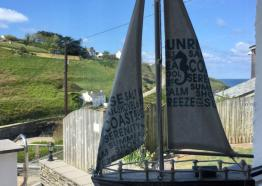 Self catering in Port Isaac  Cornwall  (Carn-awn & Pops Place