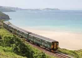 The St Ives Bay Line - Cornwall's great scenic railways, Things to do, St Ives, Cornwall