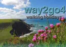Way2go4 Walking Holidays in Cornwall, UK