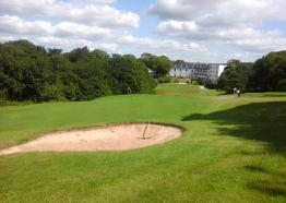 Budock Vean Hotel and Golf Club, near Falmouth Cornwall
