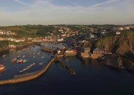 The Lookout Holiday Apartments Mevagissey