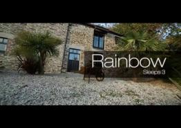 Old Lanwarnick - Rainbow, a charming cottage with stunning views