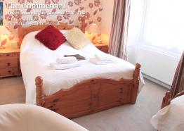 Commercial Hotel B&B St Just, Penzance Cornwall