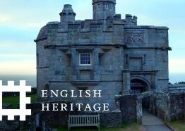 Postcard from Pendennis Castle, Cornwall | England Drone Footage