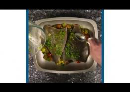 Simple and delicious spring fish dish | Quick Fish | Fish for Thought TV