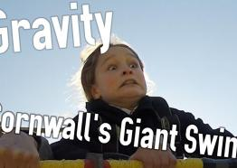 Gravity Giant Swing Cornwall - Based at Hangloose Adventure at the Eden Project in Cornwall.