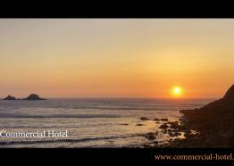 Cot Valley Sunset Cornwall