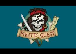 Come aboard Pirate's Quest in Cornwall this February Half Term