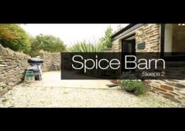 Old Lanwarnick - Spice Barn, a stylish and intimate retreat