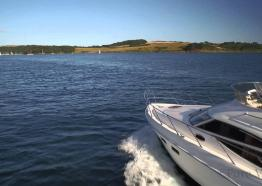 Falmouth Motorboat Charter