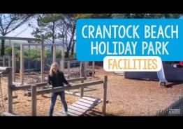 Facilities at Crantock Beach Holiday Park