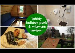 TEHIDY HOLIDAY PARK + WIGWAM REVIEW | KERRY DYER