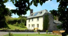 Buttervilla B&B, South Cornwall