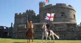 English Heritage, Castles of Cornwall