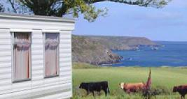 Gwendreath Caravan and Camping Park, The Lizard, Cornwall