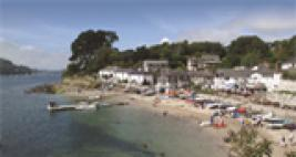 Holiday Cornwall, self catering homes and cottages in and around Helford and Falmouth