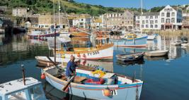 Find out more about Green Acres Cottages near Mevagissey