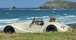 Morgan Car Hire in Cornwall @ Perranwell Garage