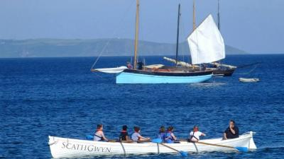 Lugger Regatta in Looe, Cornwall, what's on 2017