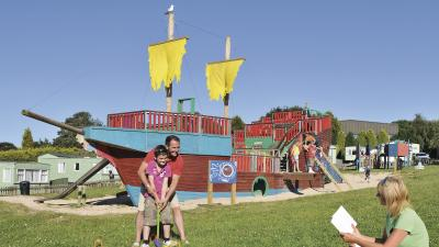 Adventure Play, White Acres Holiday Park