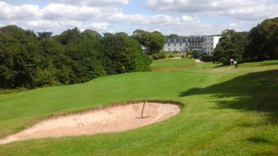 Budock Vean Hotel, Golf course
