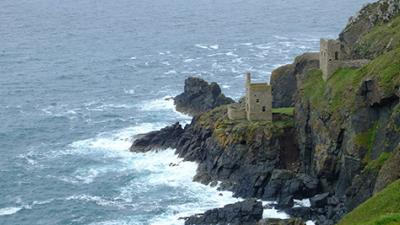 Crowns Engine Houses, Botallack, Visit Cornwall