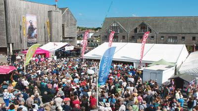 Falmouth sea shanty festival, Cornwall, What's On 2017