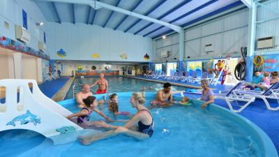 Indoor Pool, White Acres Holiday Park