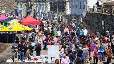 Porthleven Food Festival, What's On, Cornwall 2018