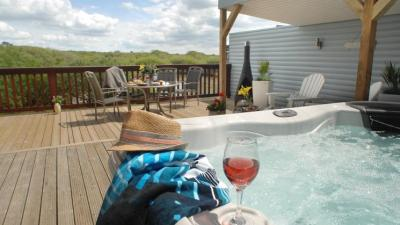 Refresh and recharge, Cornwall, spa, dining, events, coast