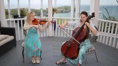 Classical concerts at the Atlantic Hotel, Newquay