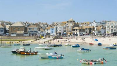 St Ives, Cornwall, holiday destination, travel