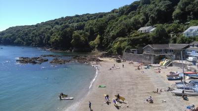 Cawsand, South East Cornwall, beach, holiday