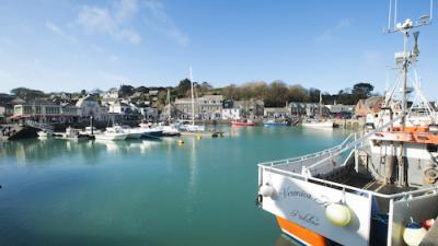 Padstow by A Gibbard
