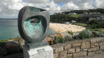 Barbara Hepworth. St Ives. Cornwall 2018