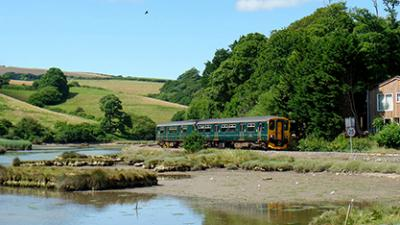 Looe Valley Line, GWR, Cornwall