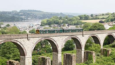Maritime Line, Truro to Flamouth, GWR, Cornwall
