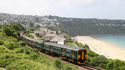 St Ives branch line, DCRP, GWR, Cornwall