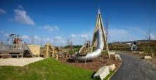 Heartlands, Pool, Cornwall, outdoor adventure play area