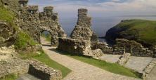 Cornish legends - Tintagel